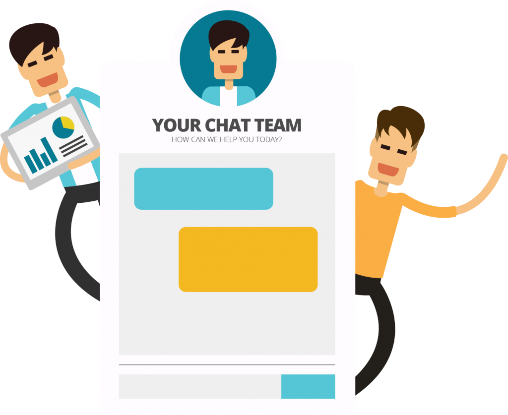 Live Chat Greeting