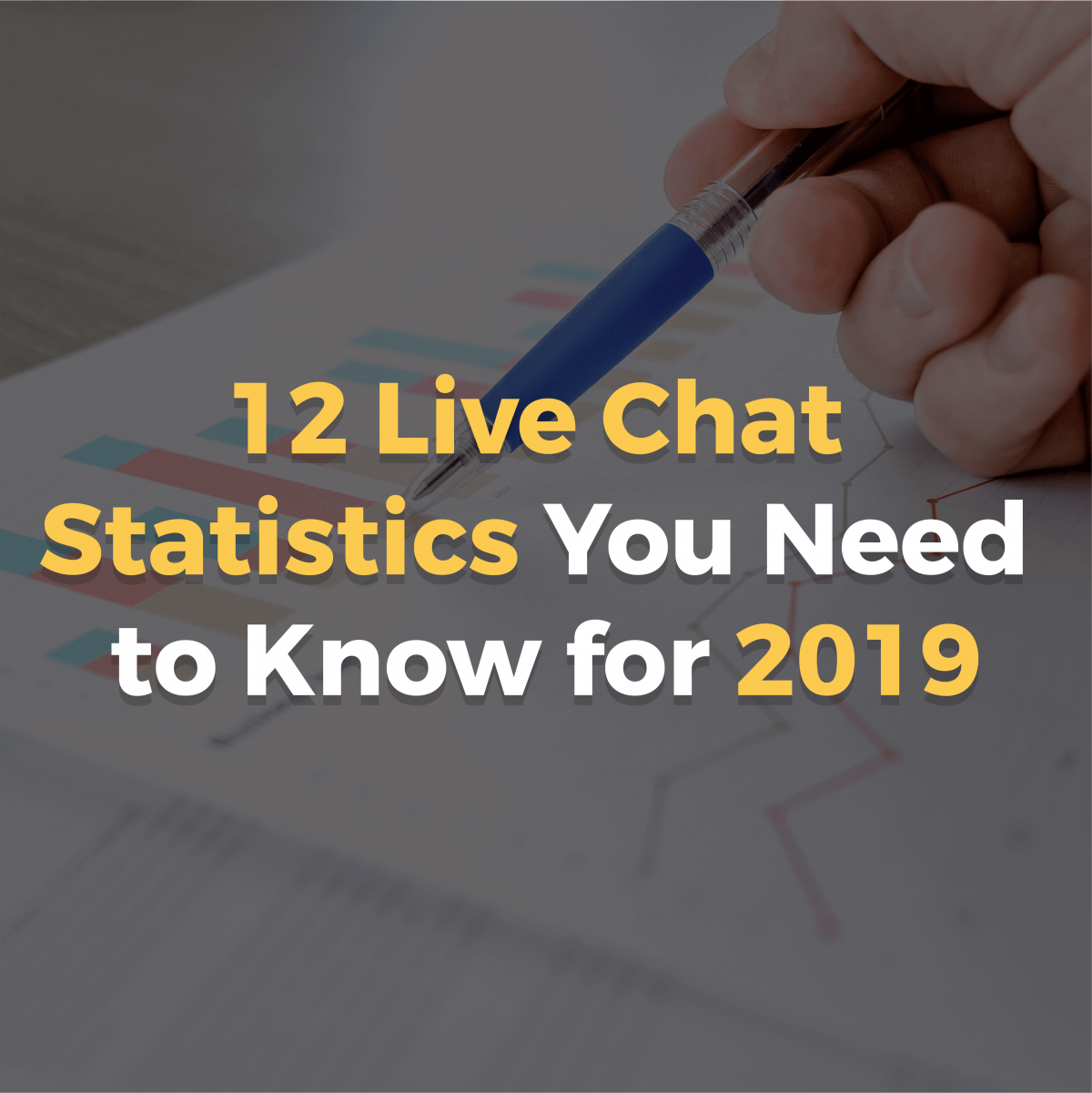 12 Live Chat Statistics You Need to Know for 2019