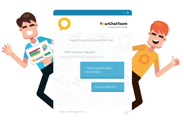YourChatTeam Live Chat Team
